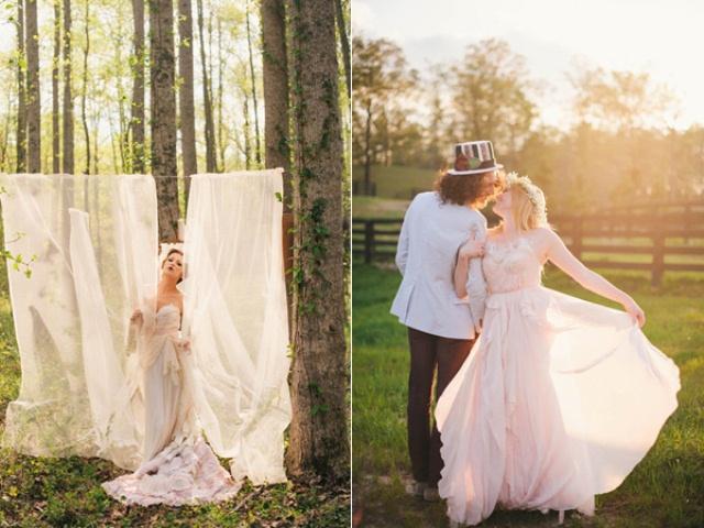 Alice In Wonderland Summer Wedding Theme Weddingomania