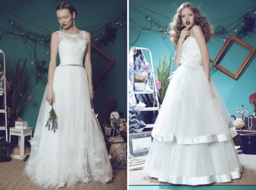 Alice In Wonderland Wedding Dresses Collection