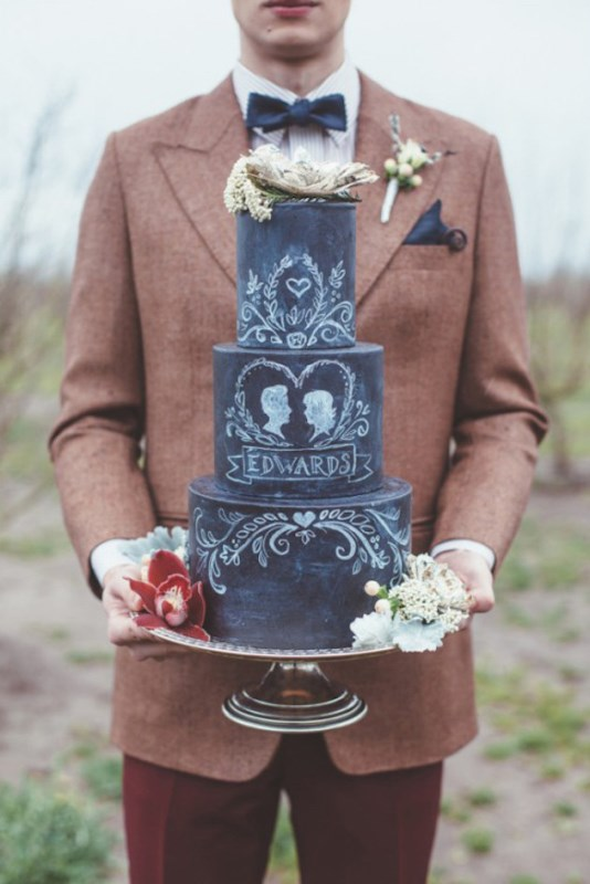 Picture Of all about grooms cake tradition and 30 garish examples to please your man  1