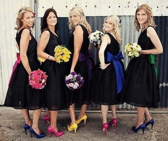 Picture Of alternative outfit ideas for bridesmaids  11