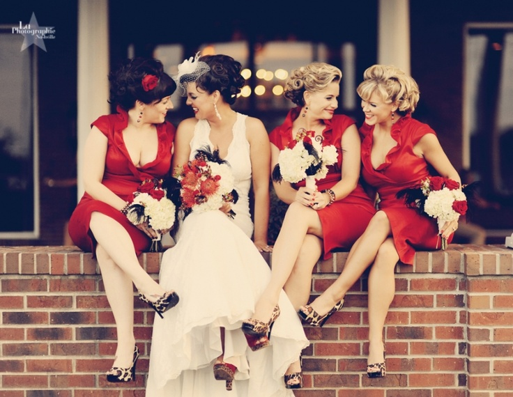 Picture Of alternative outfit ideas for bridesmaids  17