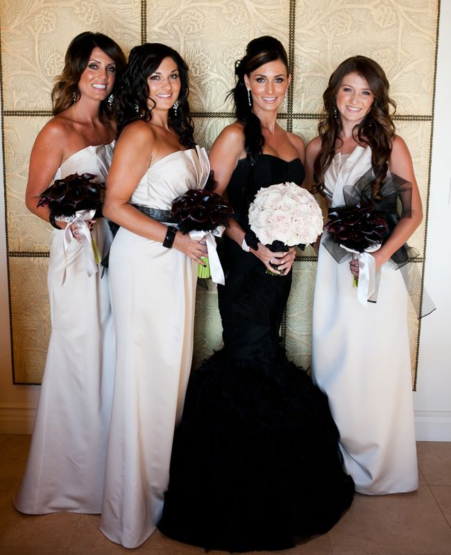 Picture Of alternative outfit ideas for bridesmaids  20
