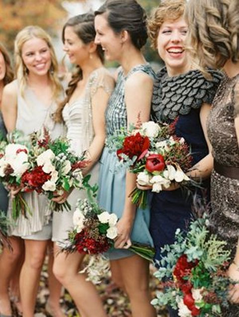 Picture Of alternative outfit ideas for bridesmaids  21