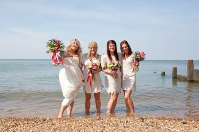 Picture Of alternative outfit ideas for bridesmaids  4