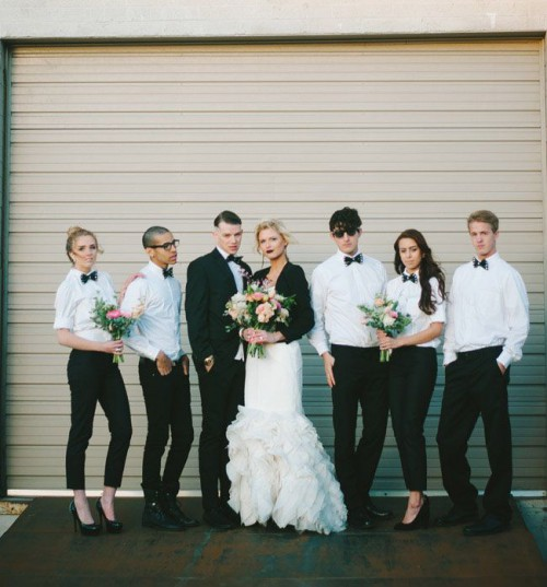 21 Alternative Outfit Ideas For Bridesmaids