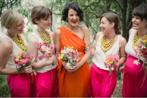 Alternative Outfit Ideas For Bridesmaids