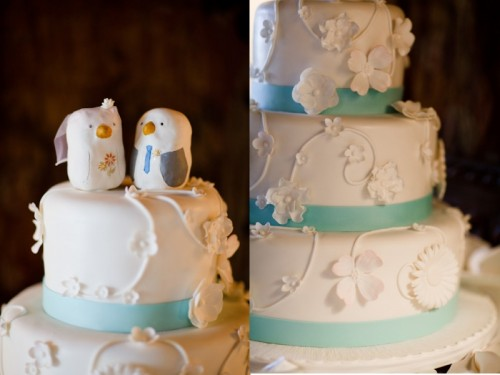 34 Amazing Cakes For Your Winter Wedding