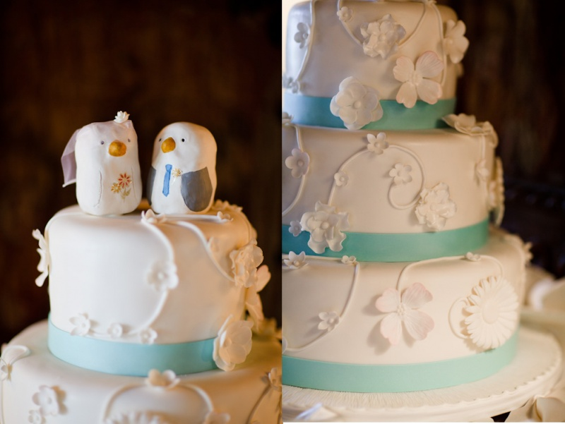 Picture of amazing cakes for your winter wedding for Amazing wedding cake decoration game