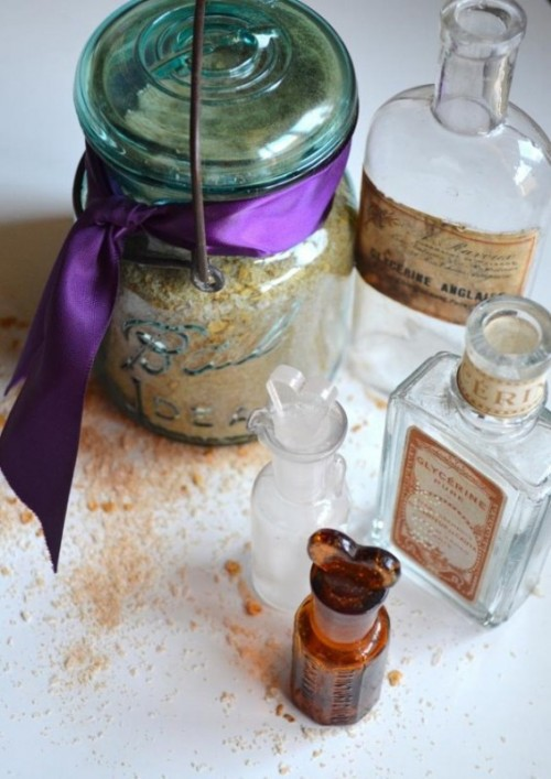 Amazing DIY Cinnamon Bath Salts For Bridesmaids