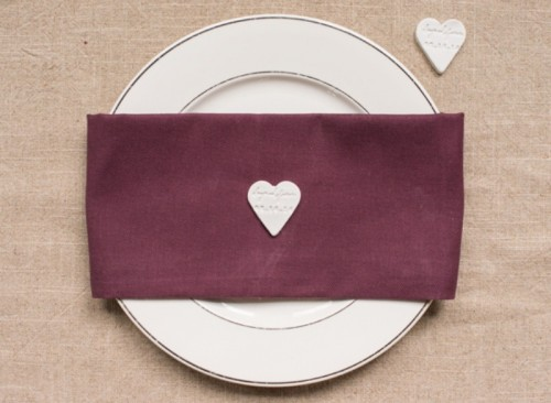 Amazing Diy Love Tokens For Your Table Settings Decor