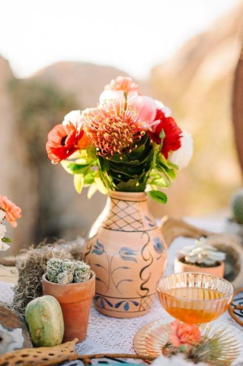 Amazing Free People Inspired Boho Wedding Photo Session