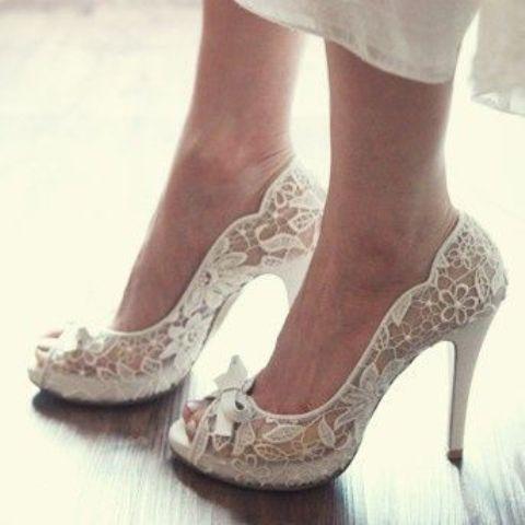 36 Amazing Spring Wedding Shoes To Die For Weddingomania