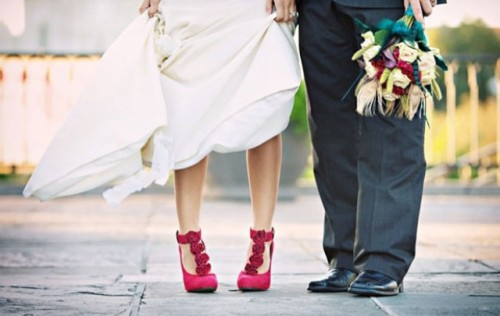 Amazing Spring Wedding Shoes To Die For
