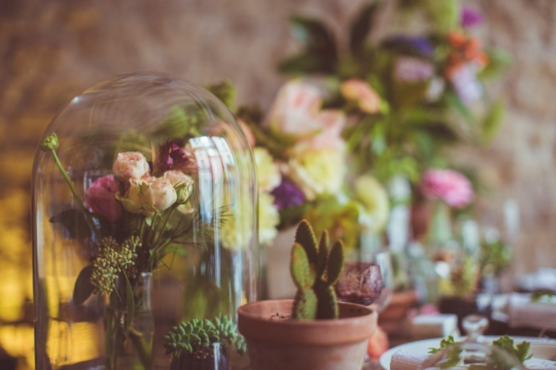 Picture Of amazingly eclectic boho folk wedding inspiration  12