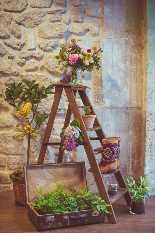 Picture Of amazingly eclectic boho folk wedding inspiration  18