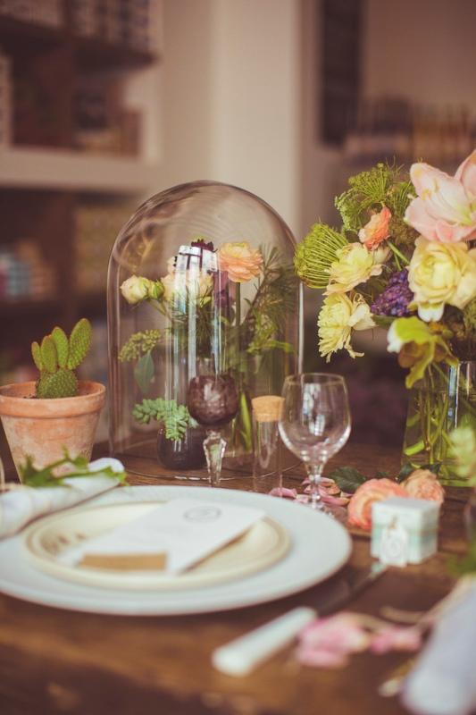 Picture Of amazingly eclectic boho folk wedding inspiration  5