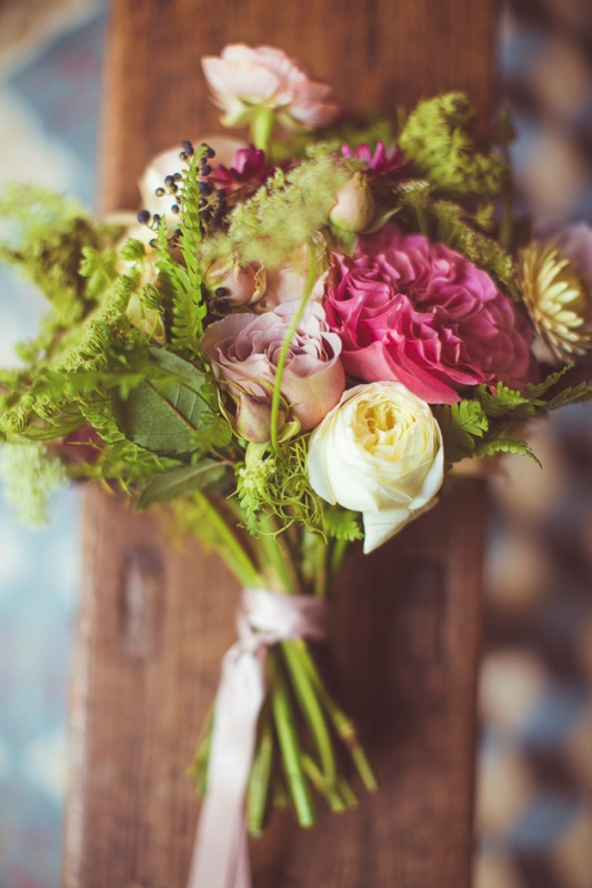 Picture Of amazingly eclectic boho folk wedding inspiration  8