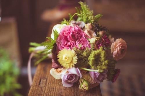 Amazingly Eclectic Boho Folk Wedding Inspiration