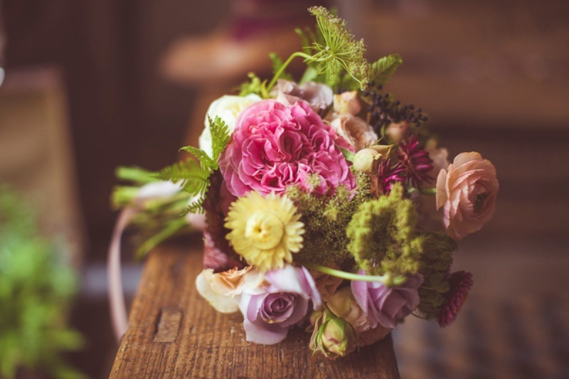 Picture Of amazingly eclectic boho folk wedding inspiration  9