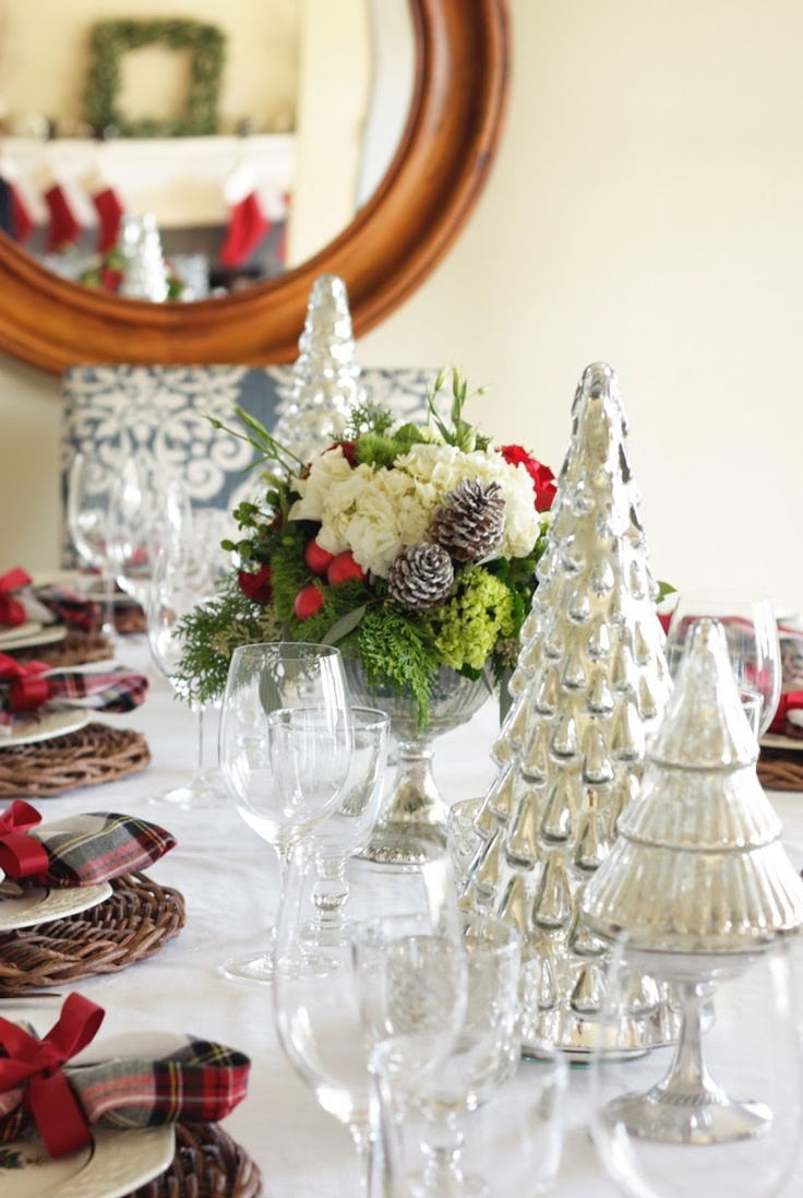 50 Awesome Christmas Wedding Centerpieces - Edible And Not Only ...