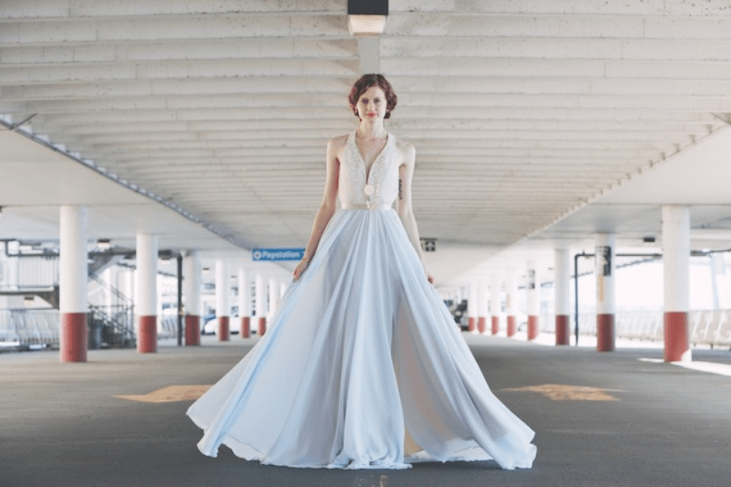 Awesome Inspirational Shoot With Three Alternative Bridal Styles