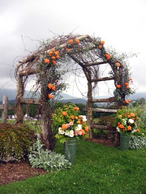 Outdoor Decoration Ideas 36 awesome outdoor décor fall wedding ideas - weddingomania