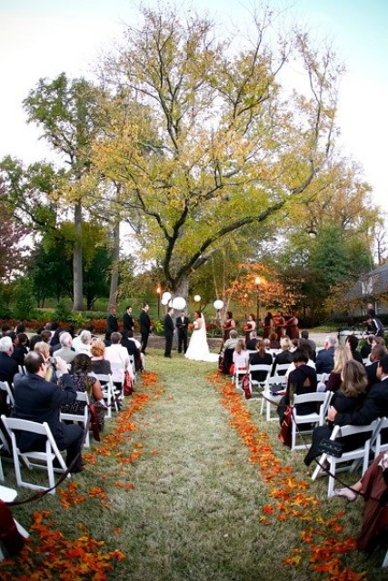 Wedding decoration wedding themes for outside outdoor fall wedding outdoor fall wedding themes outdoor fall wedding junglespirit Image collections