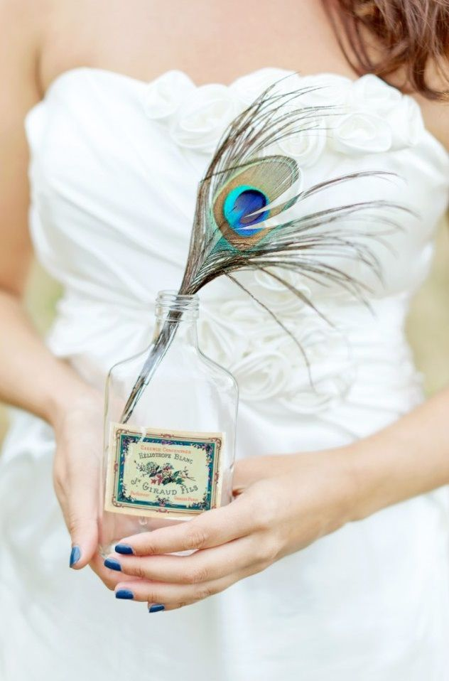 awesome peacock wedding ideas