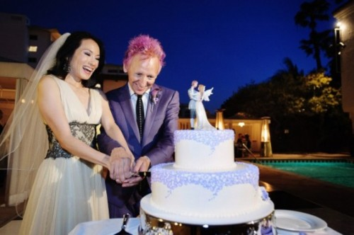 Awesome Rock N Roll Los Angeles Wedding