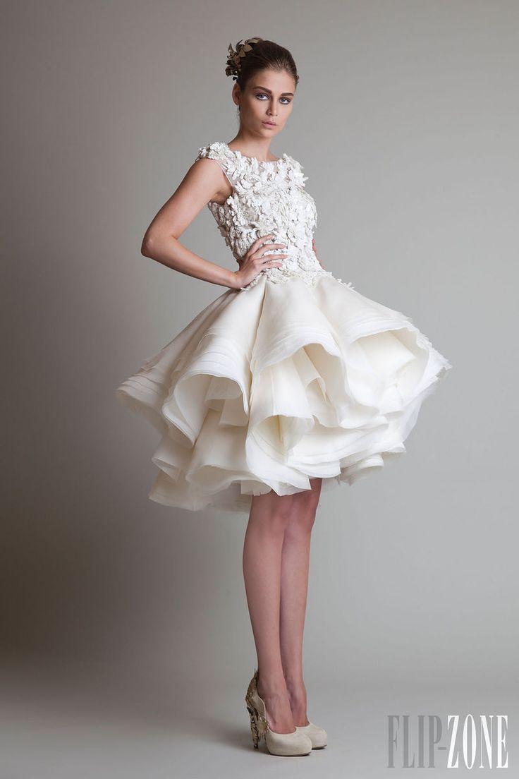 Short Bridal Dresses
