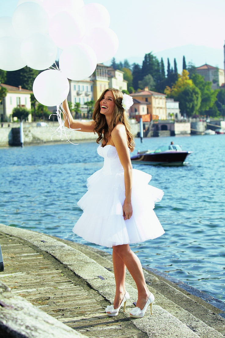 Picture Of Awesome Short Wedding Dresses