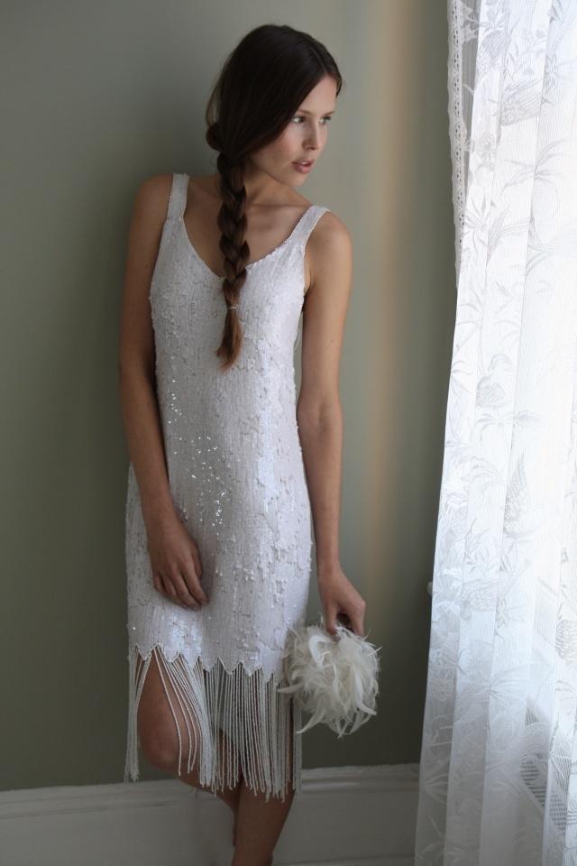 Awesome Short Wedding Dresses