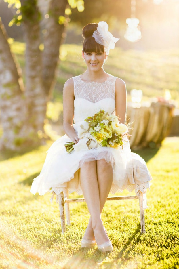 Awesome Short Wedding Dresses