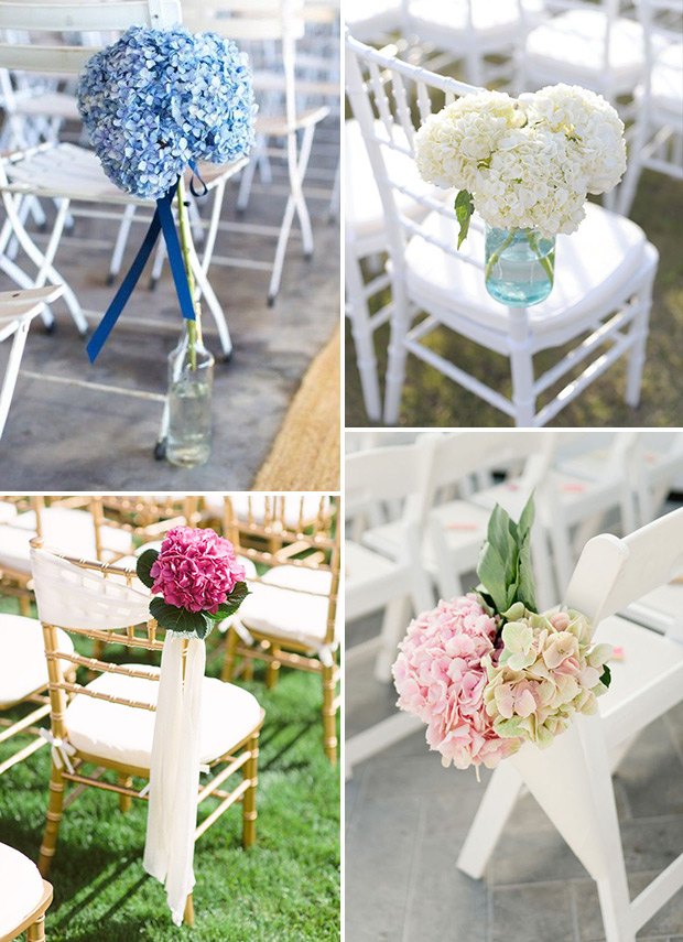 Picture Of awesome ways to incorporate hydrangeas into your wedding decor  3