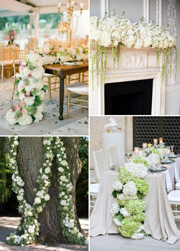 Picture Of awesome ways to incorporate hydrangeas into your wedding decor  4