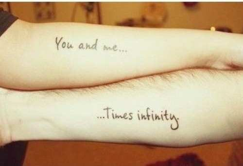 16 Awesome Wedding Tattoos With Words