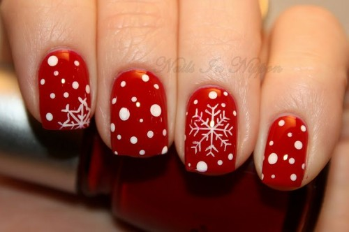 30 Awesome Winter Wedding Nails Ideas