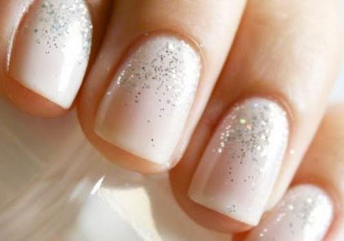 Winter Nails Pinterest