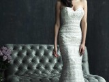 Beaded Wedding Dress