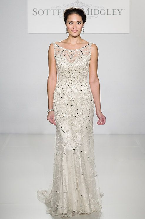 Picture Of Beaded Wedding Dress