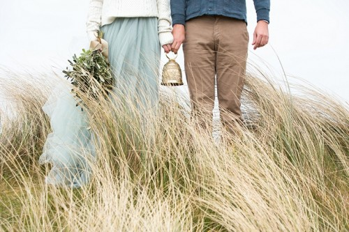 Beautiful Beach Wedding In Ireland