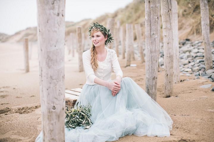Wedding Dresses Prices Ireland : Beautiful beach wedding in ireland weddingomania