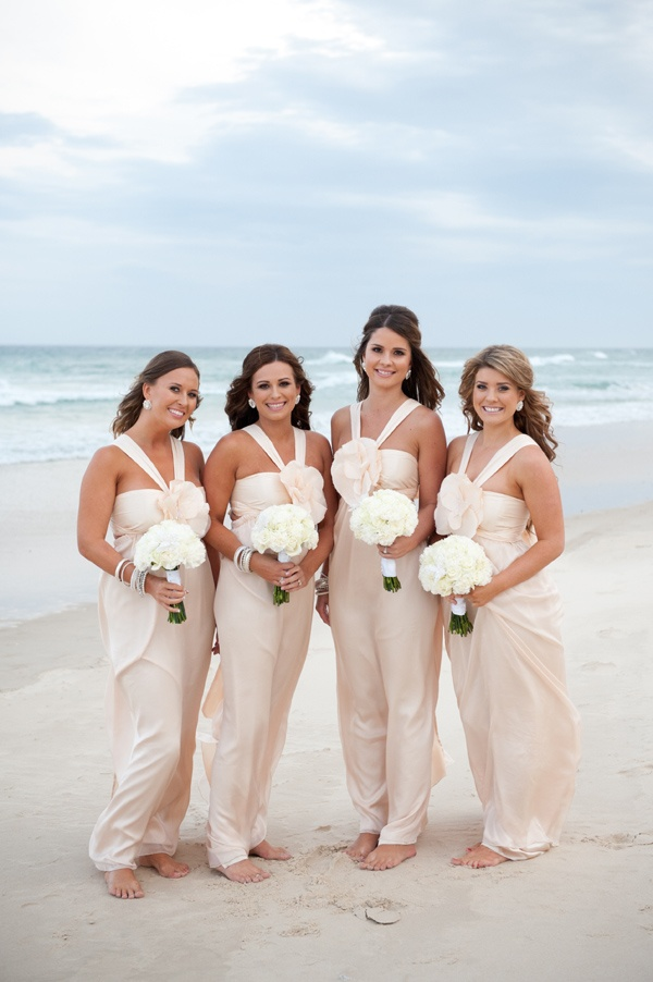 83 Beautiful Bridesmaids Dresses For Beach Weddings Weddingomania
