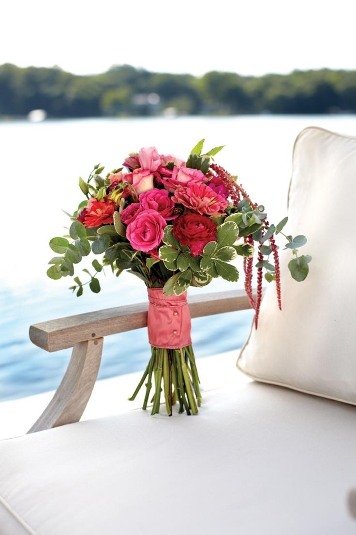 57 Beautiful Bright Summer Wedding Bouquets Weddingomania