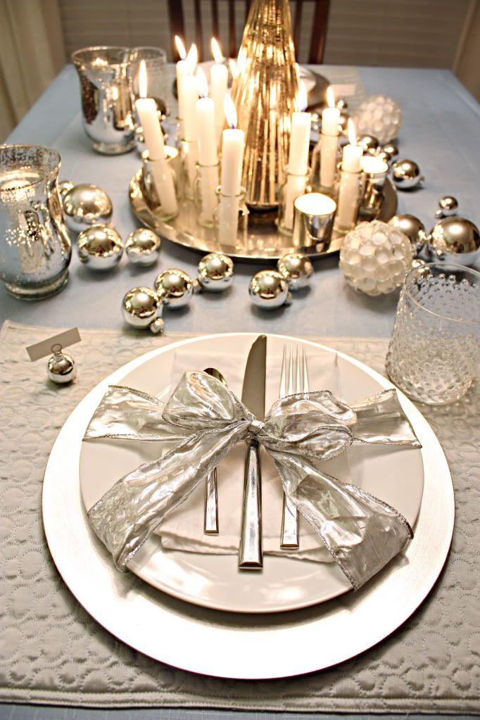 Wedding Table Setting Ideas bridal shower decoration ideas elegant turquoise bridal shower table setup ideas for table settings for Beautiful Christmas Wedding Table Setting Ideas