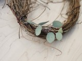 Beautiful Diy Peppercorn Garland For Rustic Inspired Wedding Decor