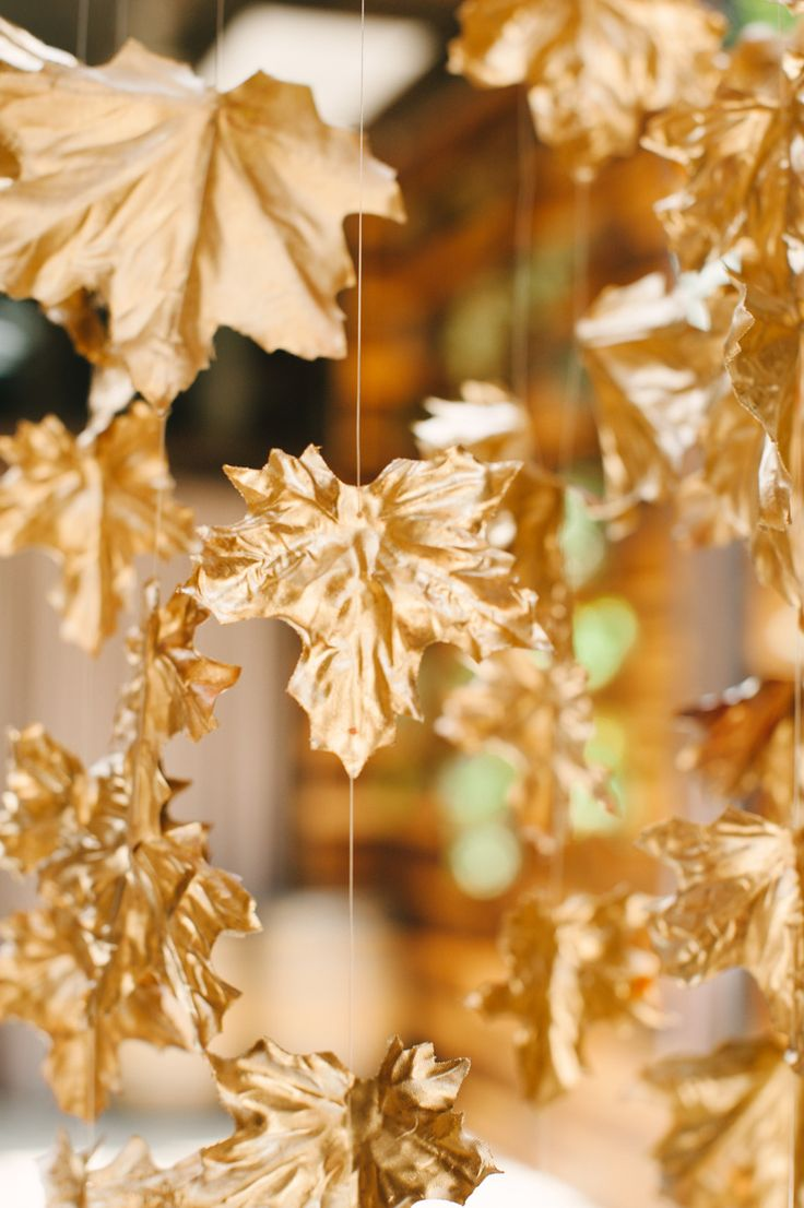 Picture Of Beautiful Fall Wedding Backdrop To Get Inspired