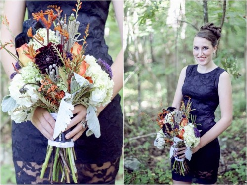 a black lace sleeveless mini bridesmaid dress is Halloween classics to rock it will never go out of style