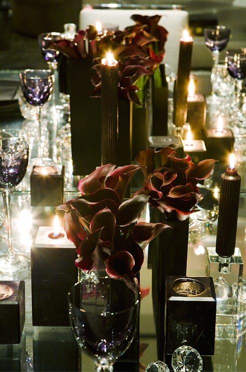 beautiful halloween wedding centerpieces - Halloween Wedding Centerpieces