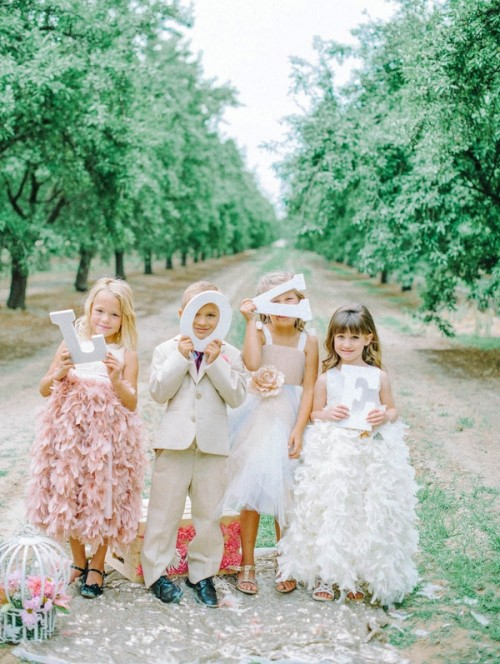 Flower Girl Dresses For Little Princesses By Amalee Accessories